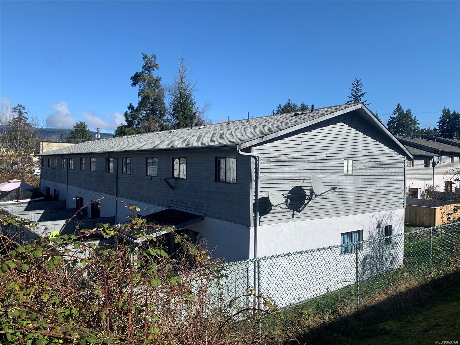 Main Photo: 4214 8th Ave in : PA Port Alberni Multi Family for sale (Port Alberni)  : MLS®# 869768