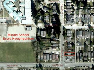 Photo 2: 3240 OXFORD Street in Port Coquitlam: Oxford Heights Land Commercial for sale : MLS®# C8029445