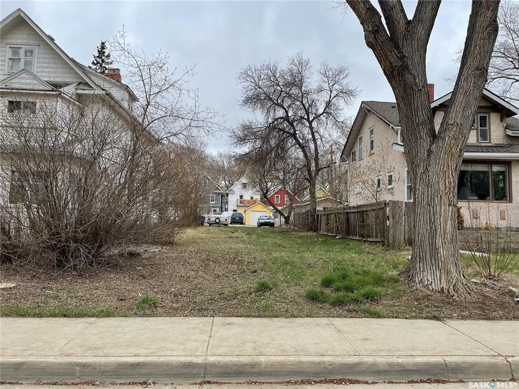 Main Photo: 2326 Quebec Street in Regina: General Hospital Lot/Land for sale : MLS®# SK852430