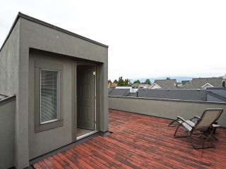 Photo 22: 1803 GREER Avenue in Vancouver: Kitsilano Townhouse for sale (Vancouver West)  : MLS®# V904936