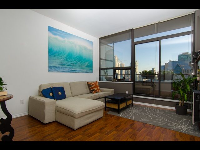 Photo 2: Photos: 1010 1010 HOWE STREET in Vancouver: Downtown VW Condo for sale (Vancouver West)  : MLS®# R2184383