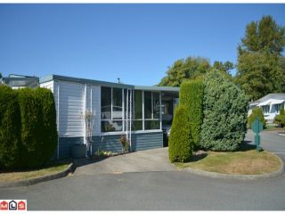 """Photo 2: 64 1640 162ND Street in Surrey: King George Corridor Manufactured Home for sale in """"CHERRY BROOK PARK"""" (South Surrey White Rock)  : MLS®# F1223930"""
