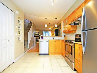 """Photo 10: 26 288 ST DAVIDS Avenue in North Vancouver: Lower Lonsdale Townhouse for sale in """"ST DAVID'S LANDING"""" : MLS®# V1041759"""