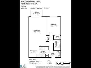 """Photo 23: 210 780 PREMIER Street in North Vancouver: Lynnmour Condo for sale in """"EDGEWATER ESTATES"""" : MLS®# R2549626"""