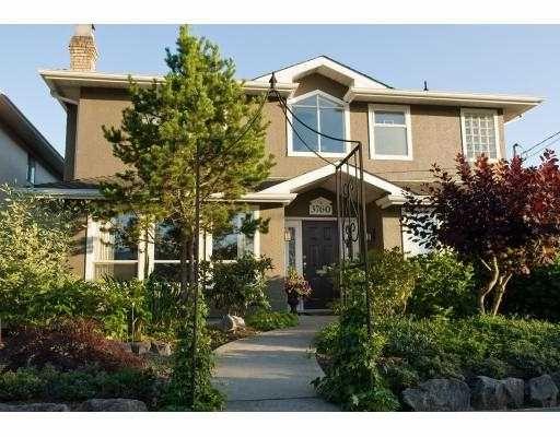 Main Photo: 3760 GEORGIA Street in Richmond: Steveston Villlage House for sale : MLS®# V726303