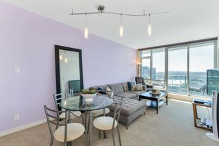 """Photo 5: 2805 833 HOMER Street in Vancouver: Downtown VW Condo for sale in """"Atelier"""" (Vancouver West)  : MLS®# R2597452"""