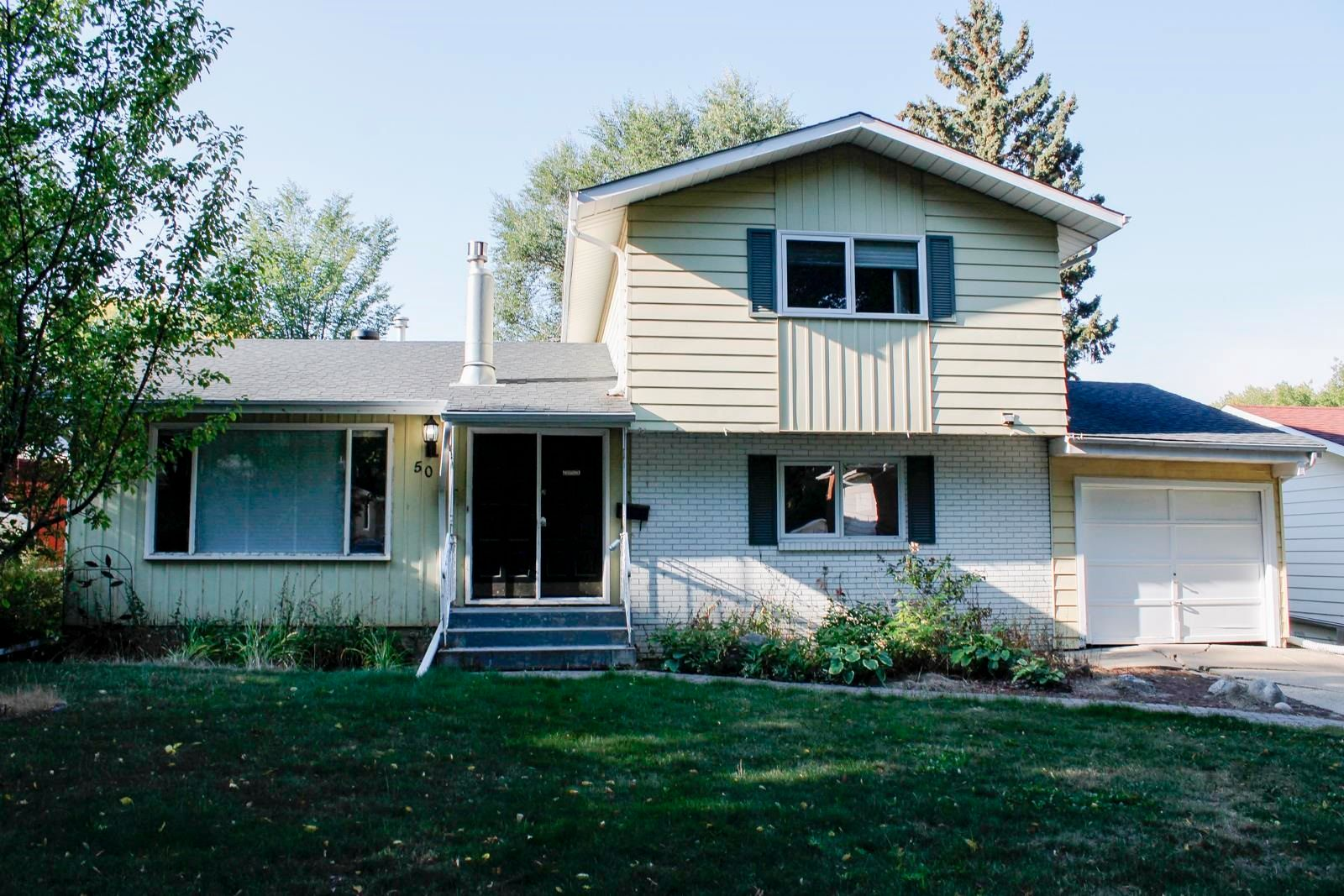 Main Photo: 50 BROADVIEW Crescent: St. Albert House for sale : MLS®# E4262397