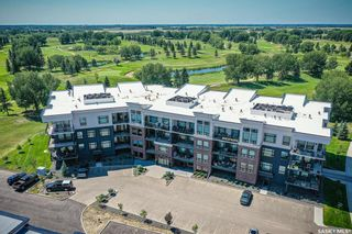 Main Photo: 201 404 Cartwright Street in Saskatoon: The Willows Residential for sale : MLS®# SK863521