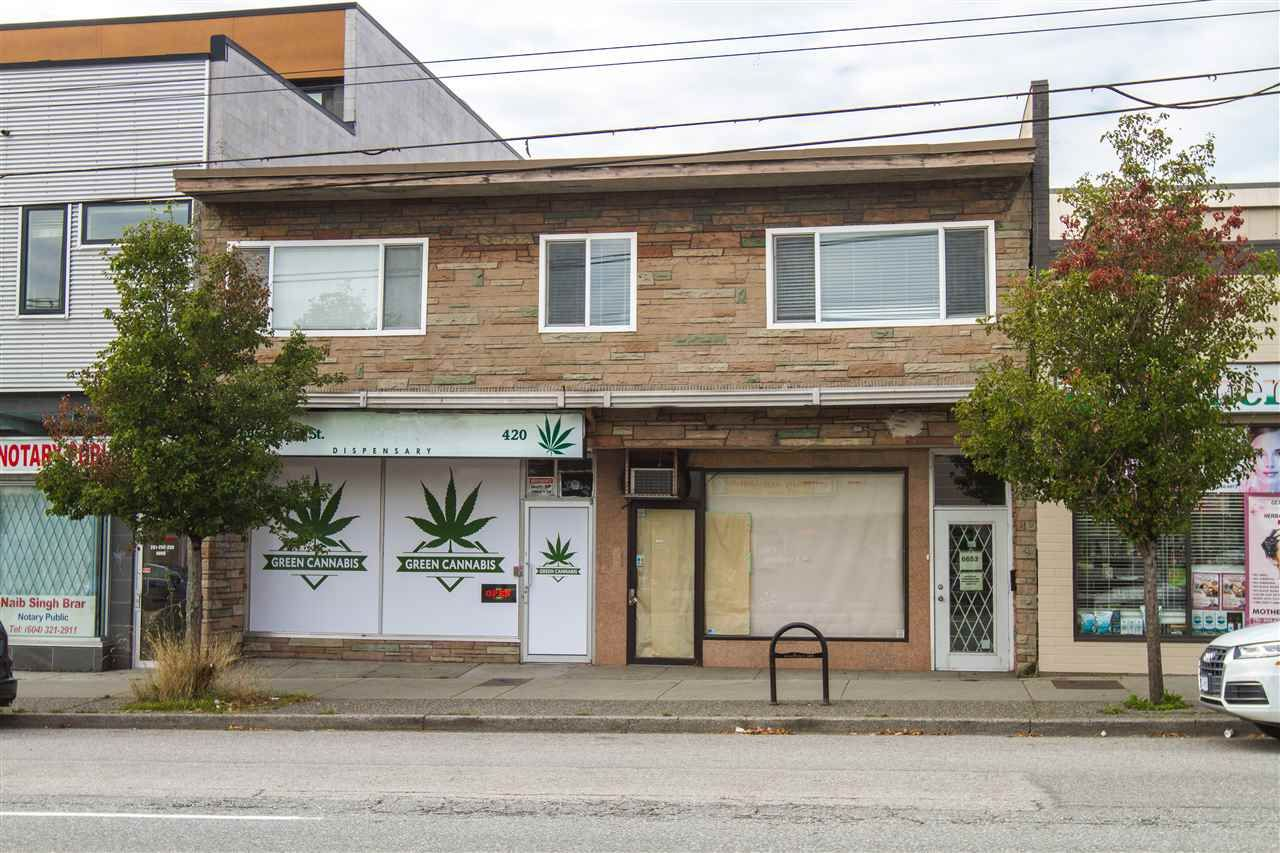 Main Photo: 6653 MAIN Street in Vancouver: South Vancouver Multi-Family Commercial for sale (Vancouver East)  : MLS®# C8035212