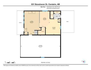 Photo 22: 831 Stonehaven Drive: Carstairs Detached for sale : MLS®# A1149193