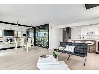 """Photo 8: 1201 1405 W 12TH Avenue in Vancouver: Fairview VW Condo for sale in """"THE WARRENTON"""" (Vancouver West)  : MLS®# V1062327"""