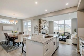 Photo 7: 393 MASTERS Avenue SE in Calgary: Mahogany Detached for sale : MLS®# C4302572