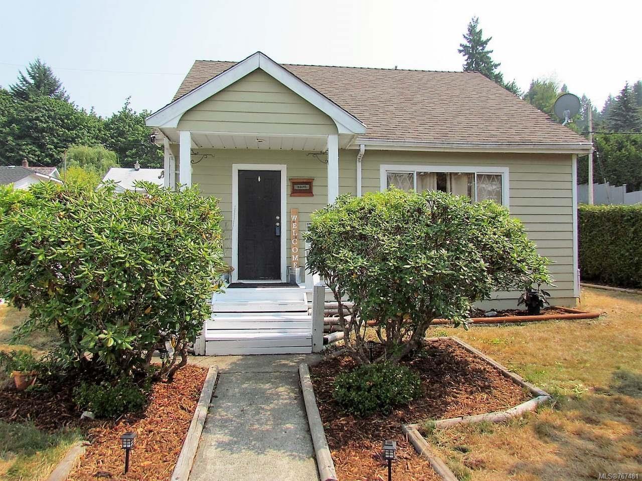 Main Photo: 2403 11TH Avenue in PORT ALBERNI: PA Port Alberni House for sale (Port Alberni)  : MLS®# 767481