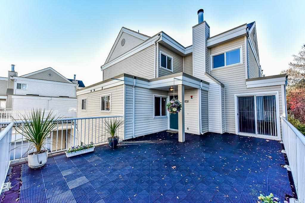 """Main Photo: 105 10091 156 Street in Surrey: Guildford Townhouse for sale in """"Guildford Park"""" (North Surrey)  : MLS®# R2321879"""