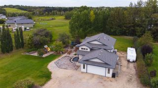 Photo 50: 70 Willowview Boulevard: Rural Parkland County House for sale : MLS®# E4226624