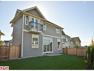 """Photo 9: 6092 163A Street in Surrey: Cloverdale BC House for sale in """"VISTA'S WEST"""" (Cloverdale)  : MLS®# F1028280"""