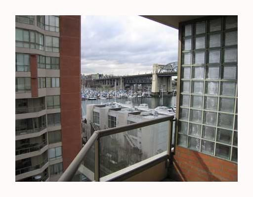 """Photo 10: Photos: 1625 HORNBY Street in Vancouver: False Creek North Condo for sale in """"SEAWALK NORTH"""" (Vancouver West)  : MLS®# V640606"""