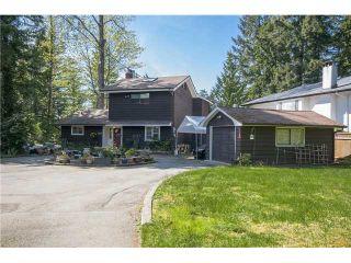 Photo 1: 1535 LENNOX ST in North Vancouver: Blueridge NV House for sale : MLS®# V1061031
