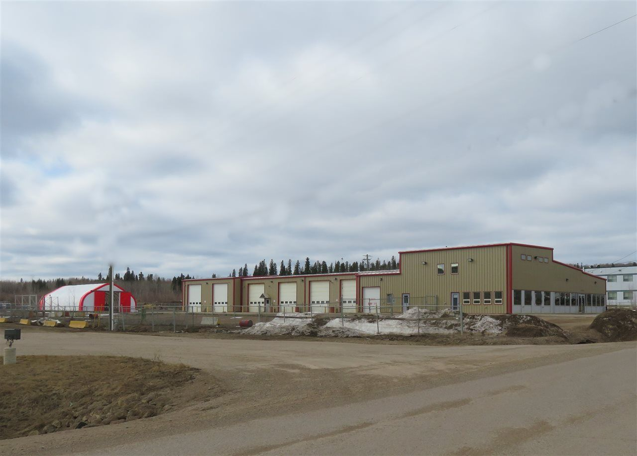 Main Photo: 4601 55 Street in Fort Nelson: Fort Nelson -Town Industrial for lease (Fort Nelson (Zone 64))  : MLS®# C8037339