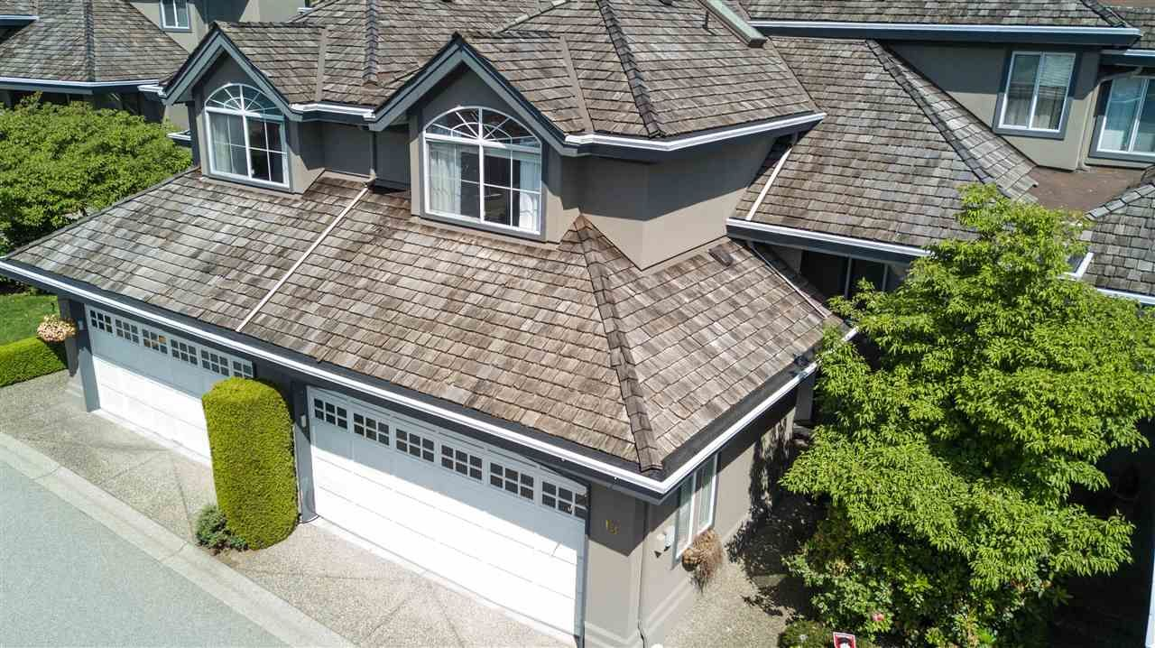 """Main Photo: 13 2990 PANORAMA Drive in Coquitlam: Westwood Plateau Townhouse for sale in """"WESTBROOK VILLAGE"""" : MLS®# R2174488"""