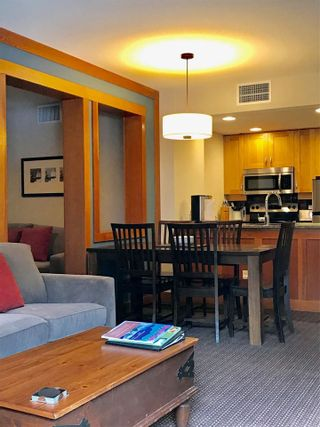 "Photo 4: 215C 2036 LONDON Lane in Whistler: Whistler Creek Condo for sale in ""LEGENDS"" : MLS®# R2312191"