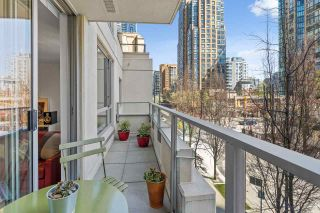 """Photo 18: 304 1225 RICHARDS Street in Vancouver: Downtown VW Condo for sale in """"The Eden"""" (Vancouver West)  : MLS®# R2567763"""
