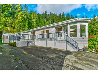 Photo 2: 74 3295 SUNNYSIDE Road: Anmore Manufactured Home for sale (Port Moody)  : MLS®# R2623107
