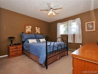 Photo 10: 1287 Lidgate Crt in VICTORIA: SW Strawberry Vale House for sale (Saanich West)  : MLS®# 740676