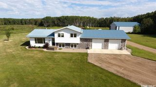 Photo 1: Brown Acreage in Barrier Valley: Residential for sale (Barrier Valley Rm No. 397)  : MLS®# SK824281