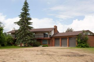 Photo 1: 27020 HWY 18: Rural Westlock County House for sale : MLS®# E4234028