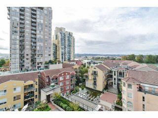 """Photo 9: 803 1 RENAISSANCE Square in New Westminster: Quay Condo for sale in """"THE Q"""" : MLS®# V1070366"""
