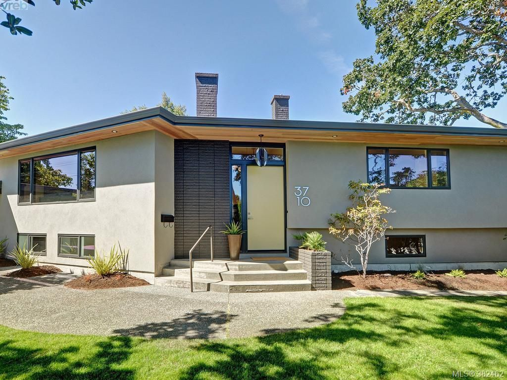 Main Photo: 3710 Crestview Rd in VICTORIA: SE Cadboro Bay House for sale (Saanich East)  : MLS®# 768444