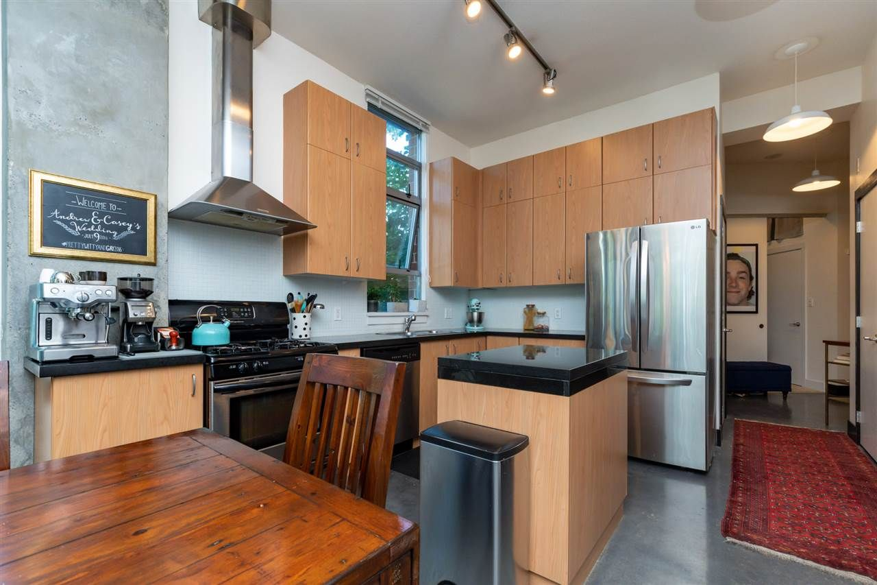 Photo 8: Photos: 207 2635 PRINCE EDWARD STREET in Vancouver: Mount Pleasant VE Condo for sale (Vancouver East)  : MLS®# R2488215