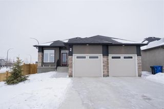 Photo 2: 2 West Plains Drive in Winnipeg: Sage Creek Residential for sale (2K)  : MLS®# 202101276