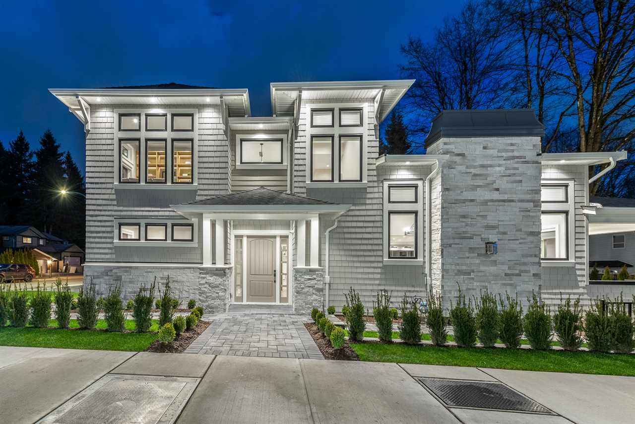 Main Photo: 828 WYVERN Street in Coquitlam: Coquitlam West House for sale : MLS®# R2543281
