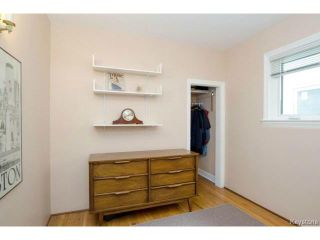 Photo 11: 531 Lipton Street in WINNIPEG: West End / Wolseley Residential for sale (West Winnipeg)  : MLS®# 1505517