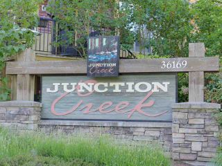 """Photo 18: 36 36169 LOWER SUMAS MOUNTAIN Road in Abbotsford: Abbotsford East Townhouse for sale in """"Junction Creek"""" : MLS®# R2175305"""