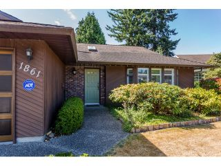 Photo 1: 1861 129A ST in Surrey: Crescent Bch Ocean Pk. House for sale (South Surrey White Rock)  : MLS®# F1446892