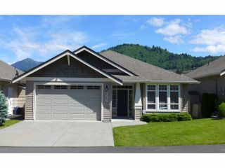 """Photo 1: 6043 HUNTER CREEK Crescent in Sardis: Sardis East Vedder Rd House for sale in """"STONEY CREEK RANCH"""" : MLS®# H1402488"""