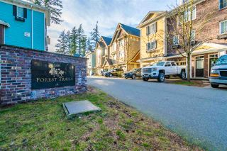 """Photo 31: 13 5805 SAPPERS Way in Chilliwack: Vedder S Watson-Promontory Townhouse for sale in """"Forest Trails at Garrison"""" (Sardis)  : MLS®# R2548046"""