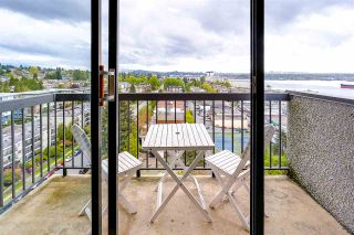 Photo 5: 1507 145 ST. GEORGES AVENUE in North Vancouver: Lower Lonsdale Condo for sale : MLS®# R2203430