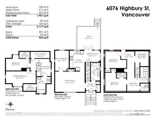 """Photo 20: 6076 HIGHBURY Street in Vancouver: Southlands House for sale in """"Southlands"""" (Vancouver West)  : MLS®# R2301534"""