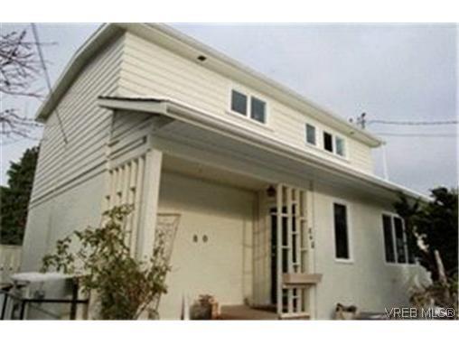 Main Photo:  in VICTORIA: Vi Mayfair Half Duplex for sale (Victoria)  : MLS®# 416598