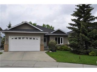 Photo 1: 140 WATERSTONE Place SE: Airdrie Residential Detached Single Family for sale : MLS®# C3571022