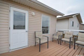 Photo 36: 411 Overholt Crescent in Saskatoon: Arbor Creek Residential for sale : MLS®# SK852557
