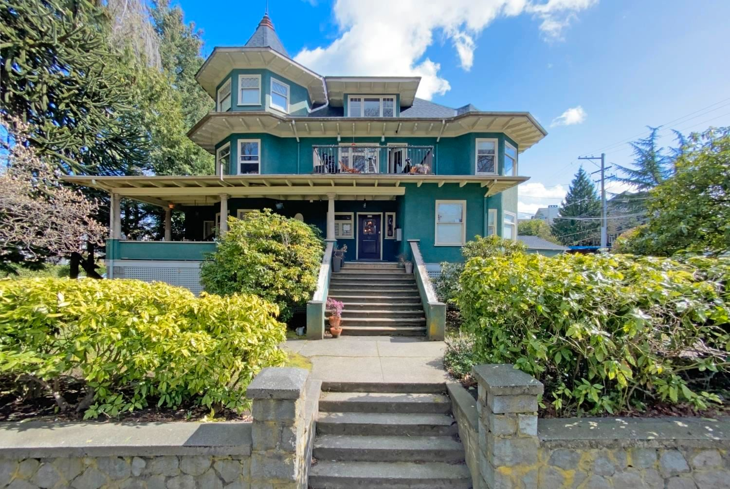 """Main Photo: 2812 YUKON Street in Vancouver: Mount Pleasant VW House for sale in """"Yukon Mansion"""" (Vancouver West)  : MLS®# R2599271"""
