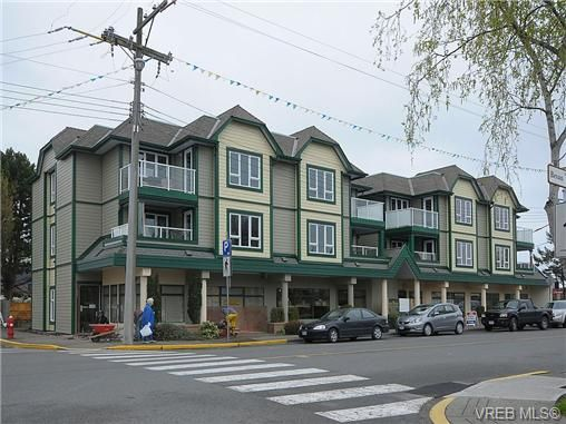 Main Photo: 304 2510 Bevan Ave in SIDNEY: Si Sidney South-East Condo for sale (Sidney)  : MLS®# 715405