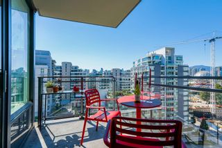"""Photo 1: 1510 111 E 1ST Avenue in Vancouver: Mount Pleasant VE Condo for sale in """"BLOCK 100"""" (Vancouver East)  : MLS®# R2607097"""