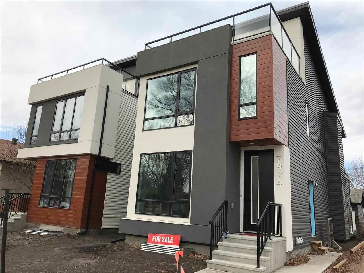 Main Photo: 7924 84 Avenue in Edmonton: Zone 18 House for sale : MLS®# E4227873