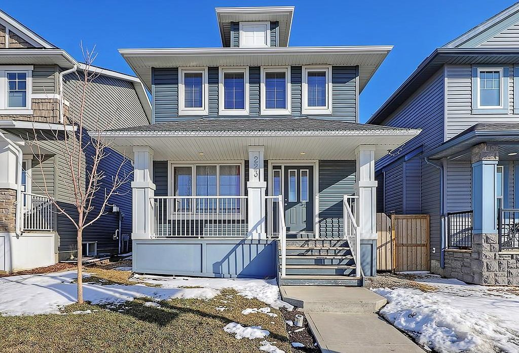 Main Photo: 223 EVANSTON Way NW in Calgary: Evanston House for sale : MLS®# C4178765